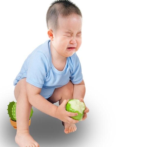 Đau đẻ 1 lần cũng chẳng bằng nỗi đau con bị táo bón lâu ngày không khỏi