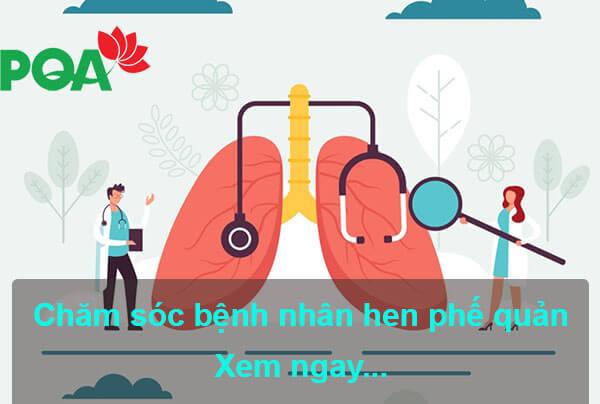 Bạn có biết cách lập kế hoạch chăm sóc bệnh nhân hen phế quản?