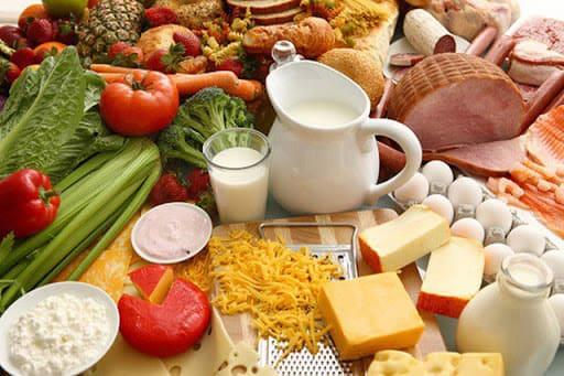 Bổ sung đầy đủ các chất vitamin và khoáng chất