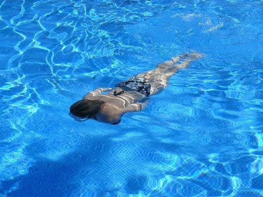 bơi lội dành cho bệnh nhân hen