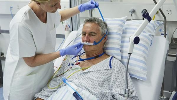 liệu pháp oxy cho bệnh nhân copd