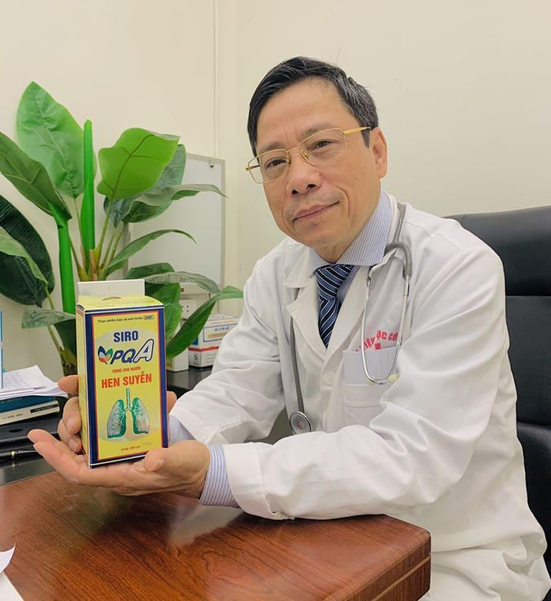 Bác sĩ Trần ích quân khuyên dùng