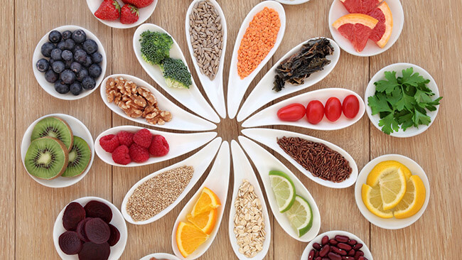 thực phẩm dành cho người bị viêm đại tràng