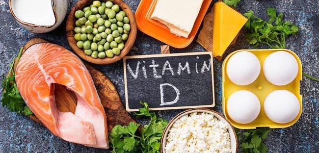 vitamin D và K người tê bì chân tay nên ăn
