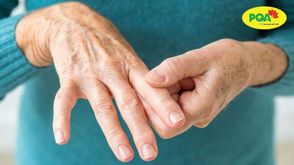 tê bì chân tay là bệnh gì