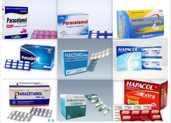 Các loại thuốc giảm đau cho người thoái hóa khớp gối