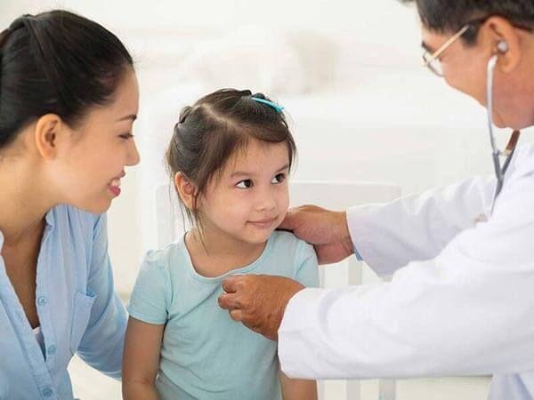 Phòng ngừa hen suyễn ở trẻ sơ sinh
