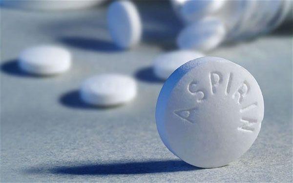 Thuốc giảm đau, kháng viêm Aspirin