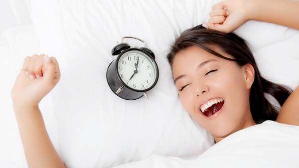Ngủ đủ giấc là cách phòng ngừa thiếu ngủ tốt nhất