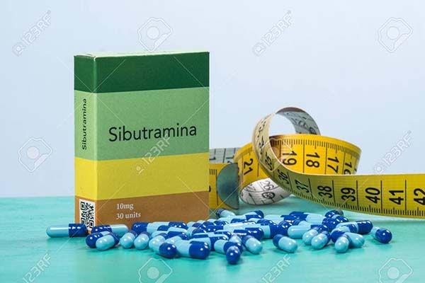 Thành phần Sibutramina là thành phần gây nên chứng mất ngủ