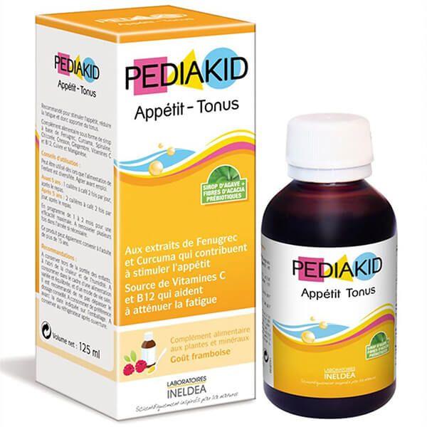 Siro Pediakid hỗ trợ trẻ táo bón