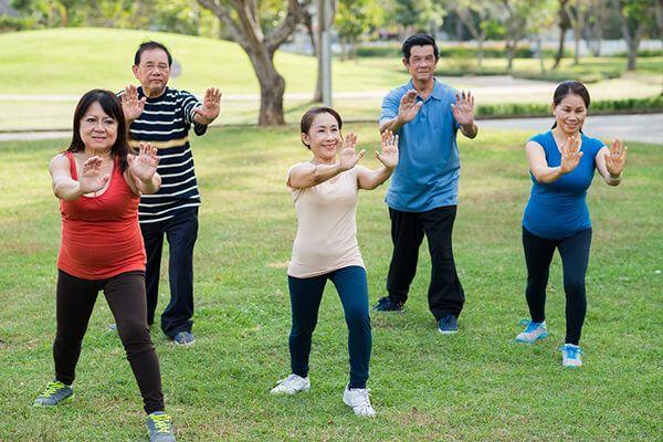 Tập thể dục phòng ngừa hen suyễn