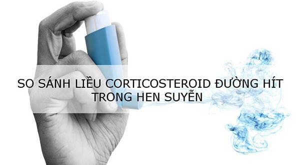 Lưu ý khi sử dụng thuốc trị hen suyễn trẻ em