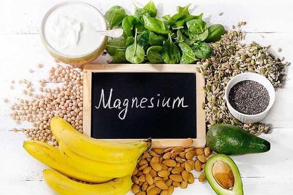 Bổ sung vào magie vào chế độ ăn của trẻ hen suyễn