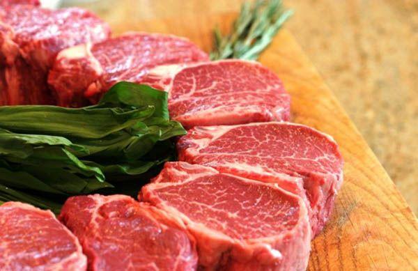 Thịt đỏ khiến quá trình viêm sưng thêm nghiêm trọng