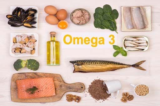 Bổ sung nguồn thực phẩm giàu omega-3 cho người thoái hóa đốt sống cổ