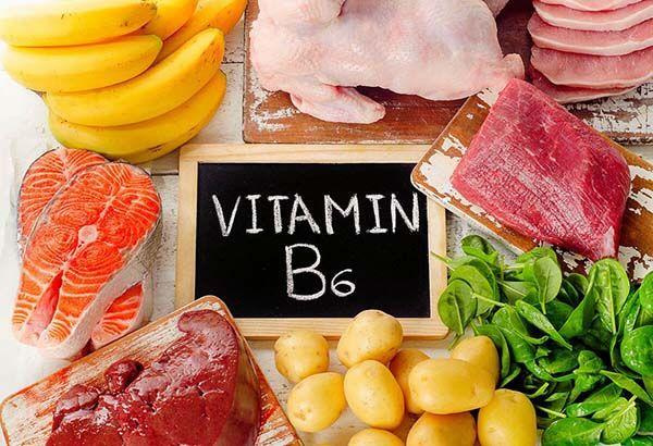 Bà bầu mất ngủ nên bổ sung vitamin B6 cải thiện chứng mất ngủ