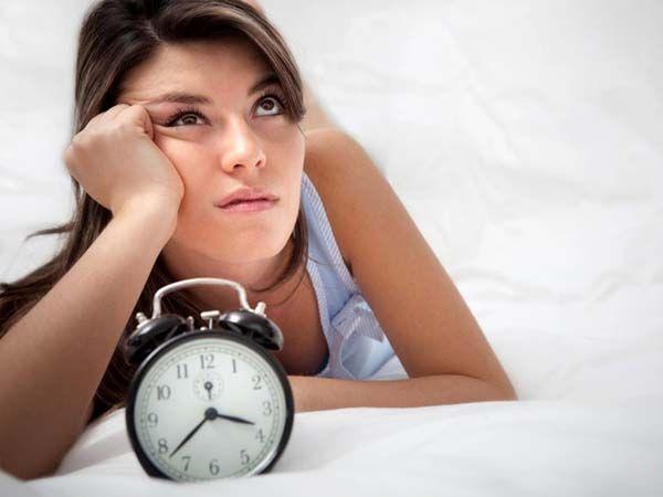 Mất ngủ do căng thẳng, stress
