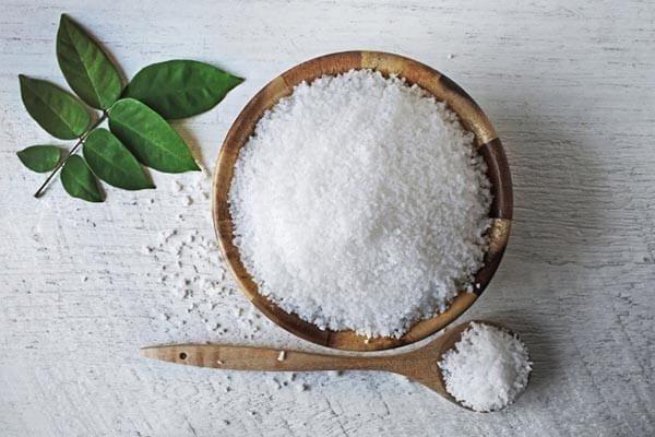 Hạn chế muối khi bị hen suyễn
