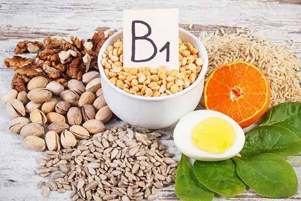 Tê chân tay nên bổ sung vitamin B1