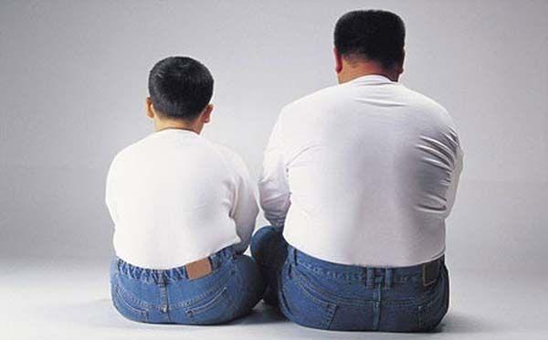 Thừa cân, béo phì có thể gây thoái hóa