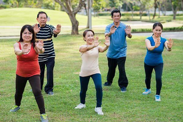 Tập thể dục cải thiện sức khỏe xương khớp