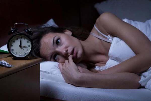 Bệnh mất ngủ ở phụ nữ tiền mãn kinh