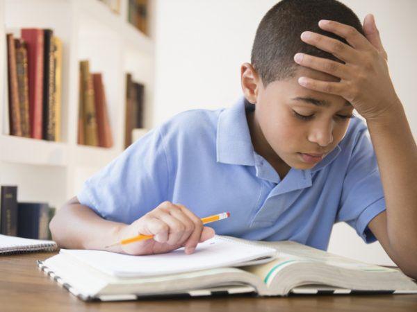 Căng thẳng có thể gây mất ngủ ở trẻ nhỏ