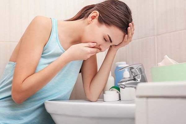 Hiện tượng ốm nghén về đêm gây mất ngủ