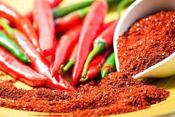 Bé bị viêm phế quản nên kiêng thực phẩm cay nóng