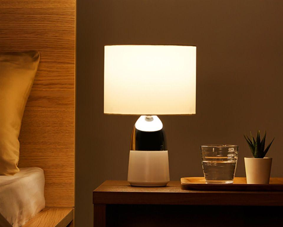 Phòng ngủ nhiều ánh sáng có thể gây mất ngủ đối với người trẻ