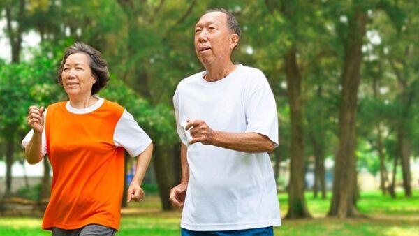 Tập luyện thể dục thể thao tăng sức đề kháng cho cơ thể, phòng ngừa Parkinson