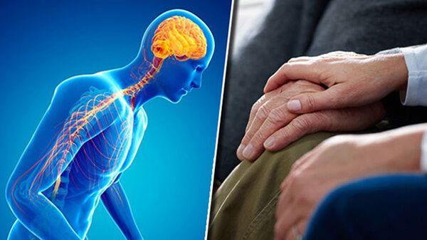 Parkinson khiến các chi vận động chậm chạp