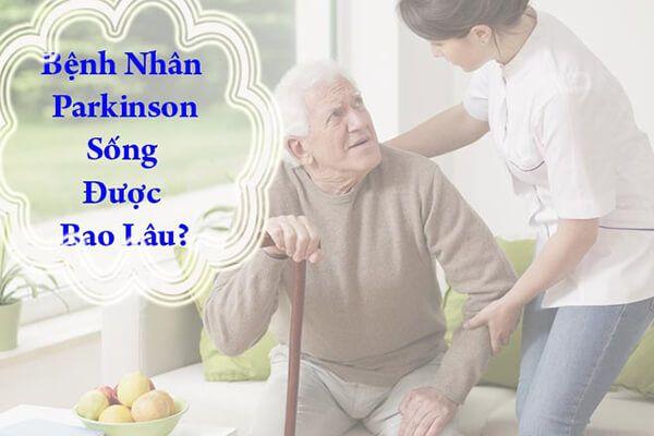 Bệnh Parkinson sống được bao lâu?