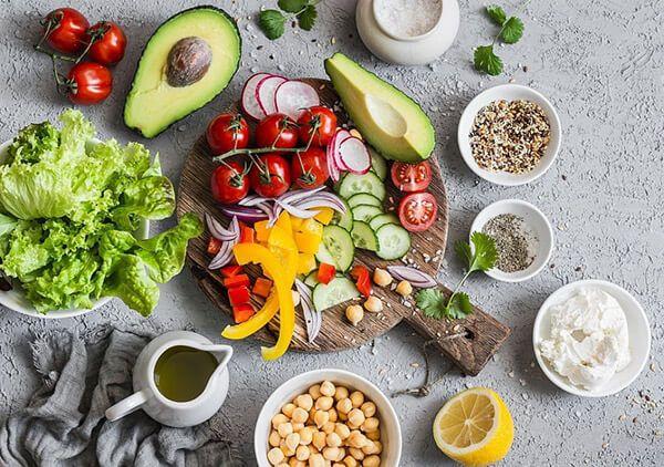 Chế độ ăn khoa học cho người Parkinson