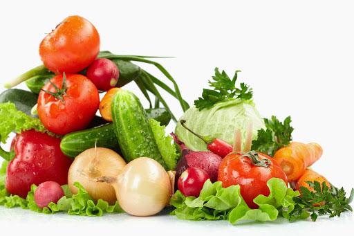 Bổ sung rau củ quả vào chế độ dinh dưỡng phòng ngừa viêm amidan
