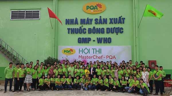 Dược phẩm PQA với cuộc thi Món ngon dành tặng một nửa thế giới