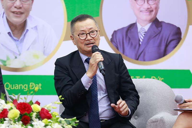 dược phẩm pqa tổ chức hội thảo về hen suyễn
