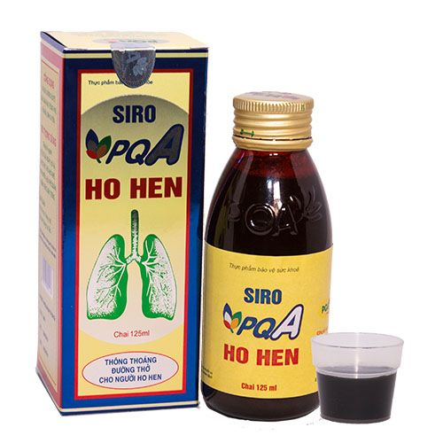Siro PQA Ho Hen