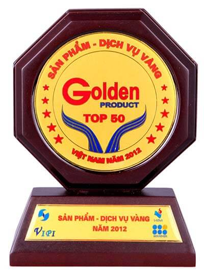 Giải thưởng sản phẩm tin cậy, dịch vụ tin cây PQA
